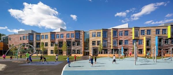 Woodland Elementary School - Hmfh