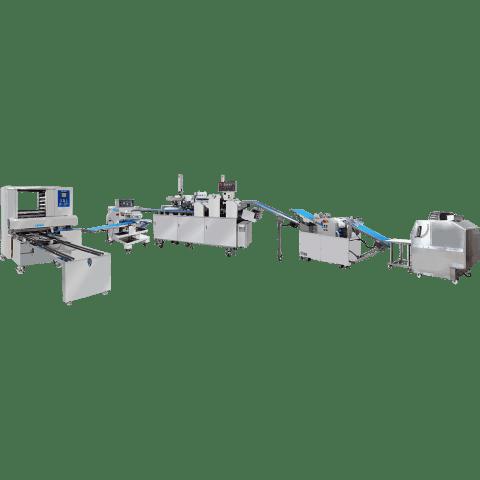 Automatic Steamed Bun Line