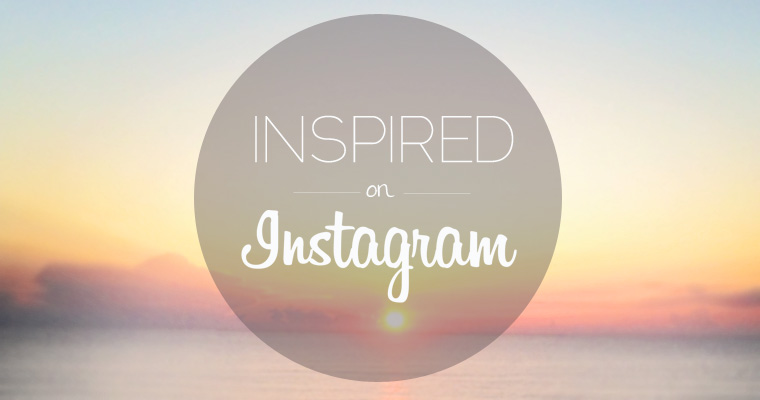 Inspired on Instagram: 10 Creative Accounts We Follow