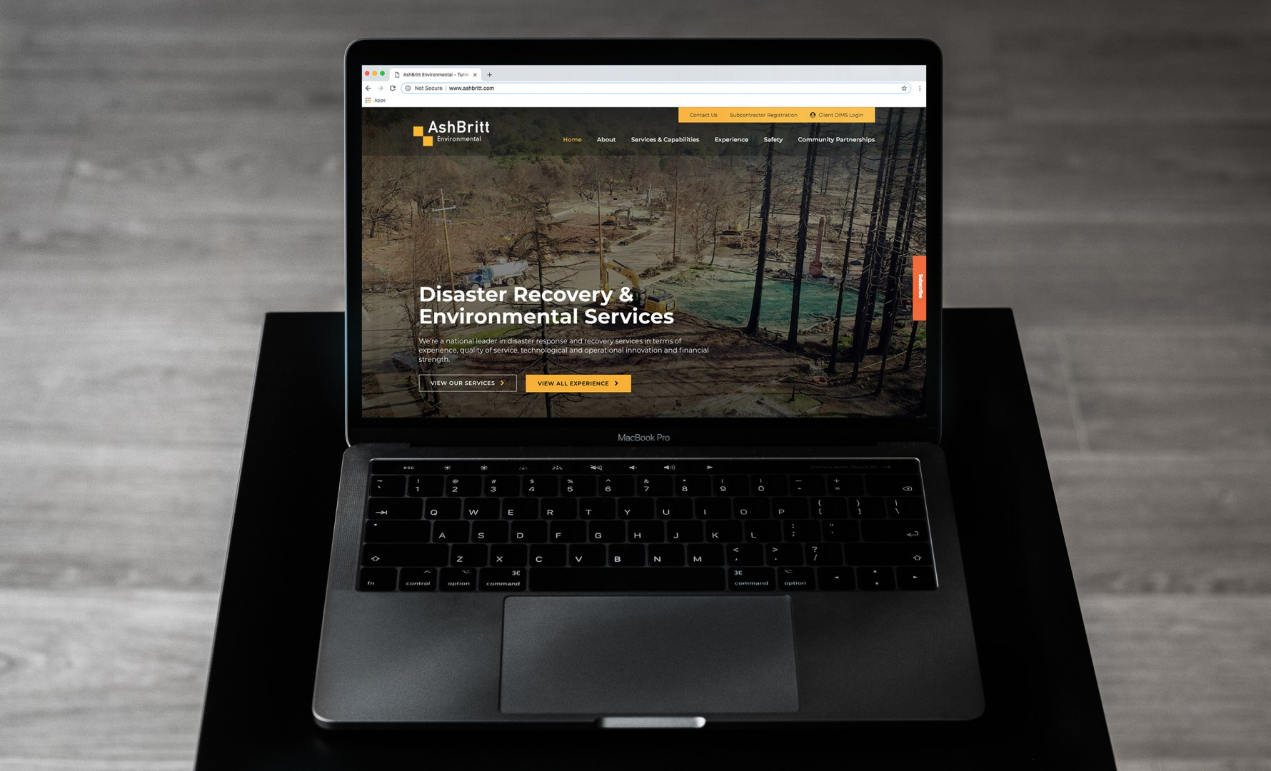 HMG Creative Launches Websites for Disaster Recovery Organizations