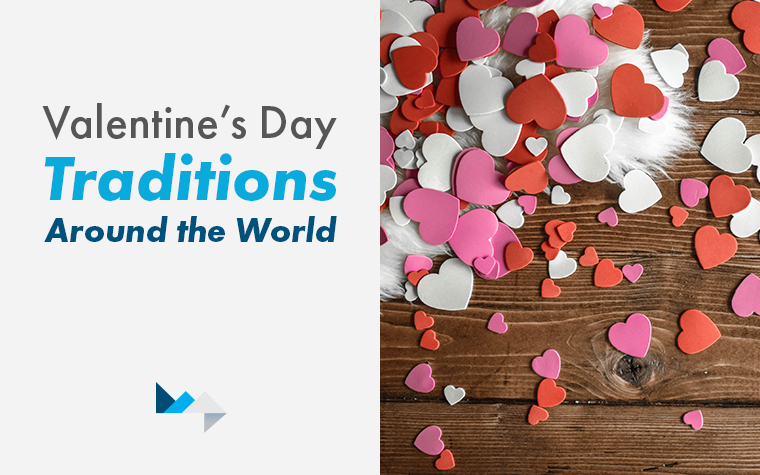 5 Unique Valentine's Day Traditions from Around the World