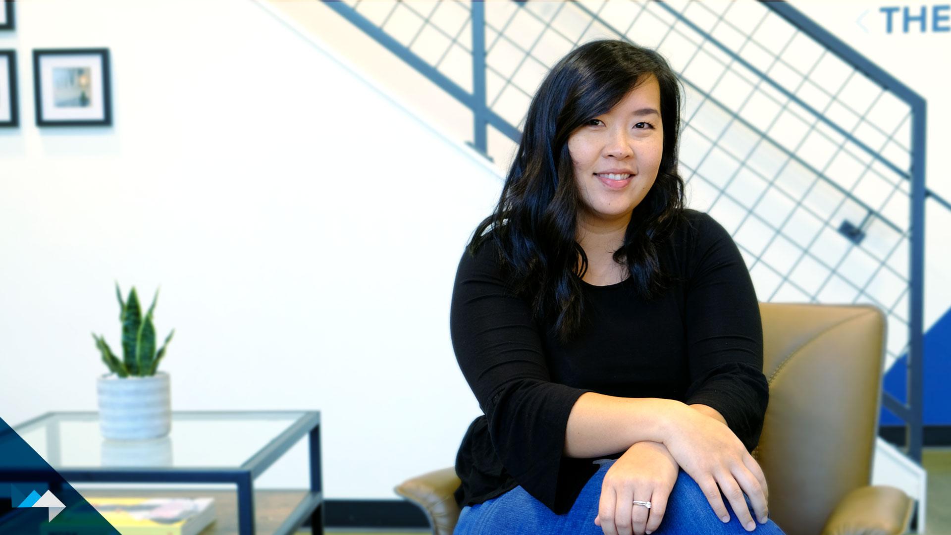 Welcome our new Visual Designer, Jennifer Tu!