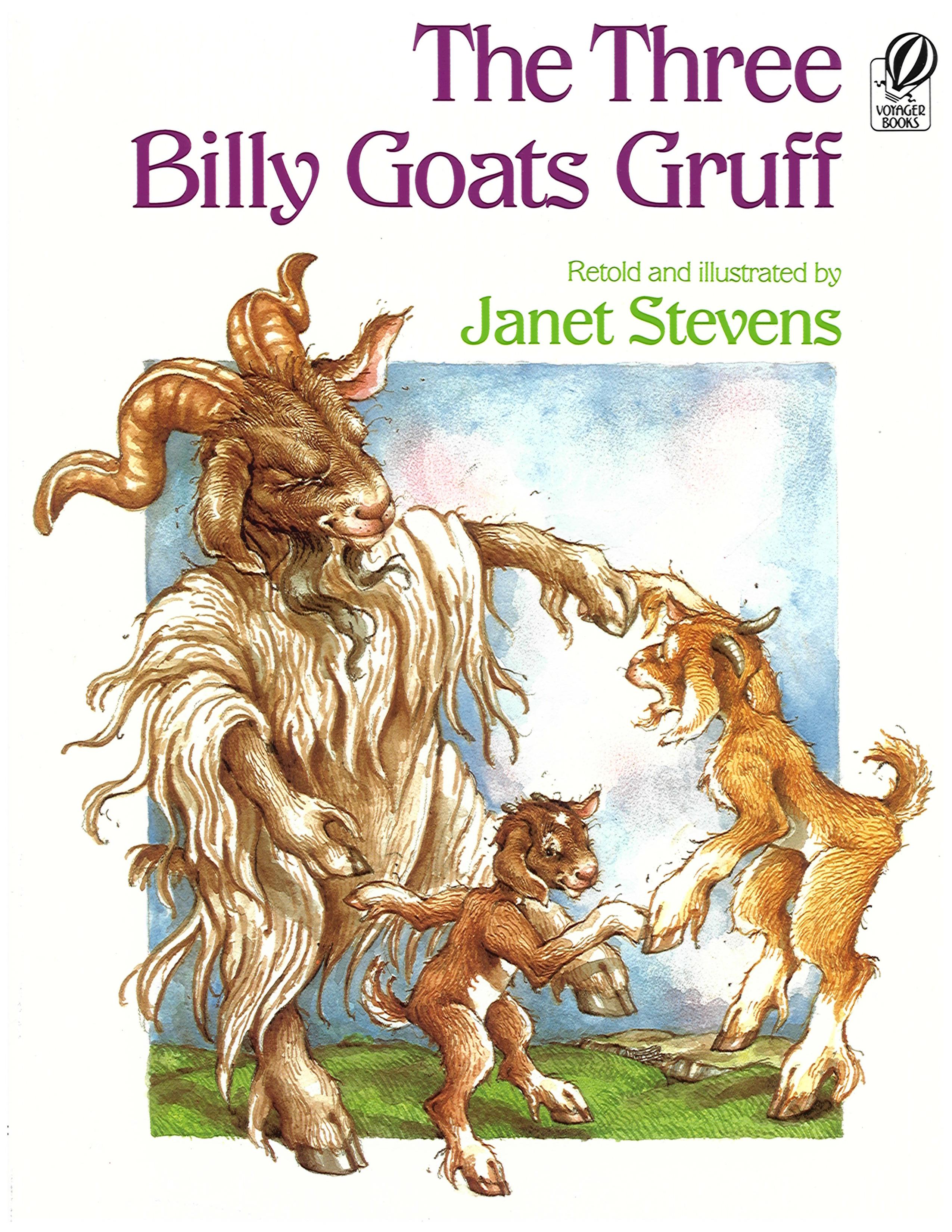 Order The Three Billy Goats Gruff Isbn