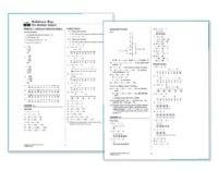 Math Worksheets  Houghton Mifflin Math Worksheets Grade 5 ...