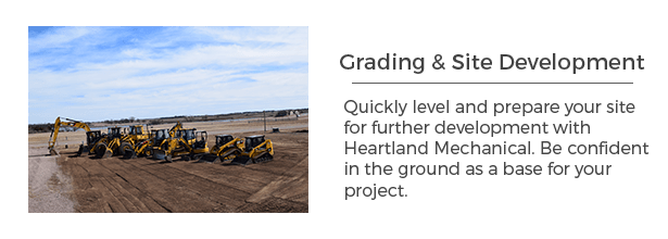 Commercial and residential grading services