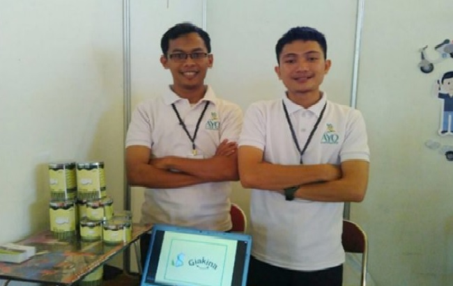 Dorong Entrepreneurship, Kader HMI Sleman Kembangkan Usaha Makanan Tradisional