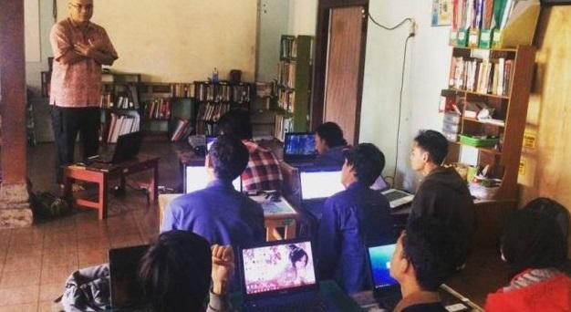 Komisariat Kehutanan UGM Selenggarakan Pelatihan Jurnalistik