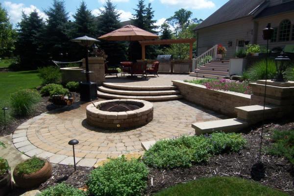 cleveland ohio landscaping design