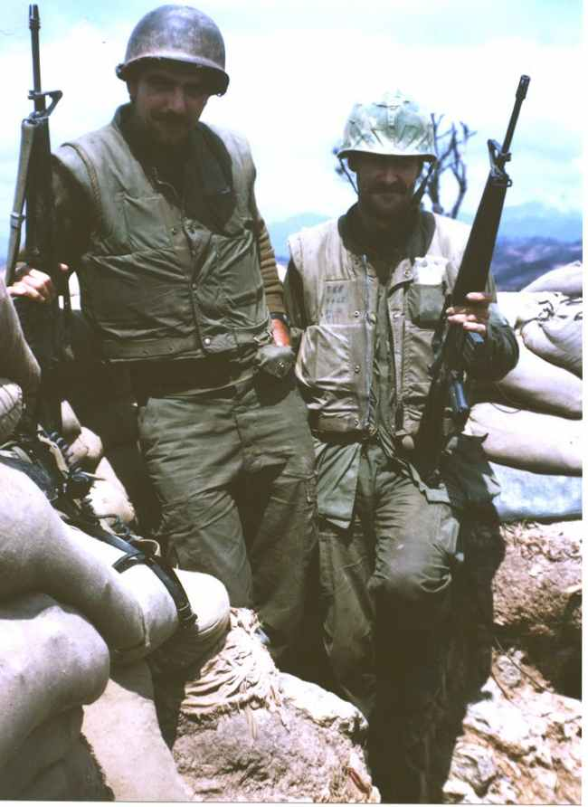 Siege of Khe Sanh and Hill 881S