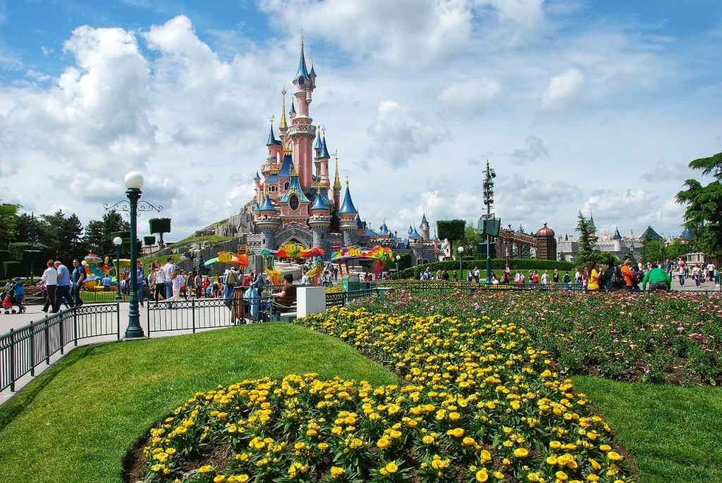 2-trip to Disneyland Paris