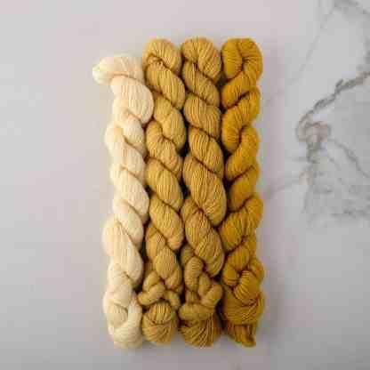Appletons Heraldic Gold 841 – 844 - 8-