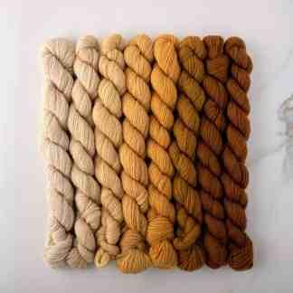 Appletons Honeysuckle Yellow 691 – 698 - 8-