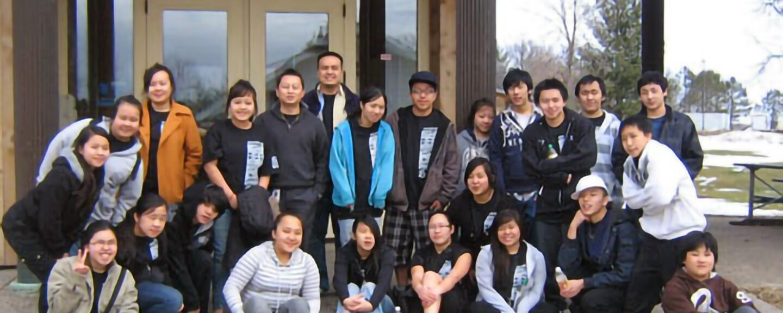 Hmong youth learn Native American culture: Similarities, Ojibwe, Hmong