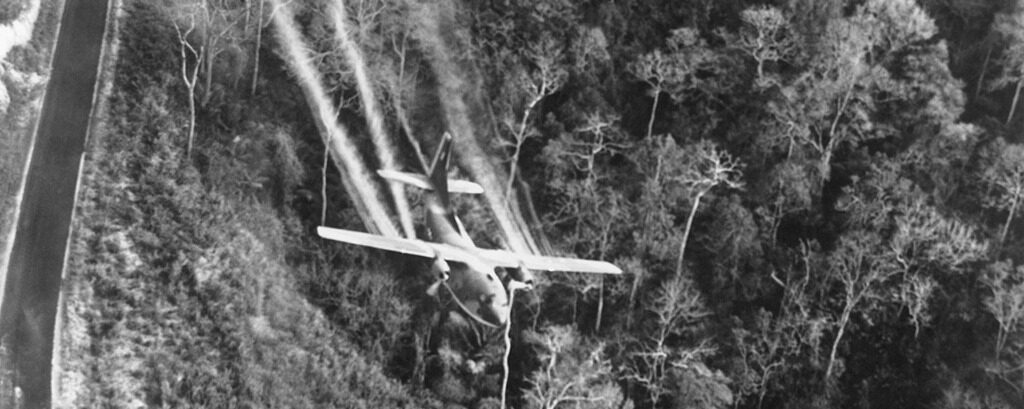 Agent Orange: Genocide on Both the Native Americans And the Hmongs