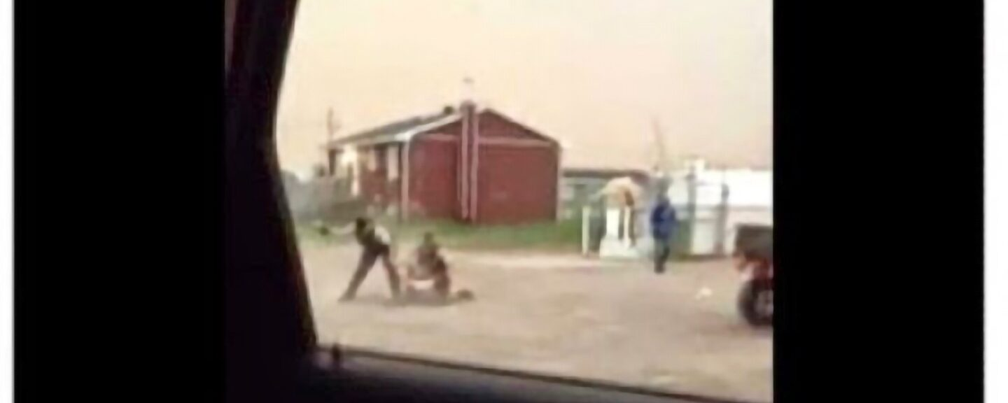 Video of Quebec Police Beating Innu Man Sparks Anger
