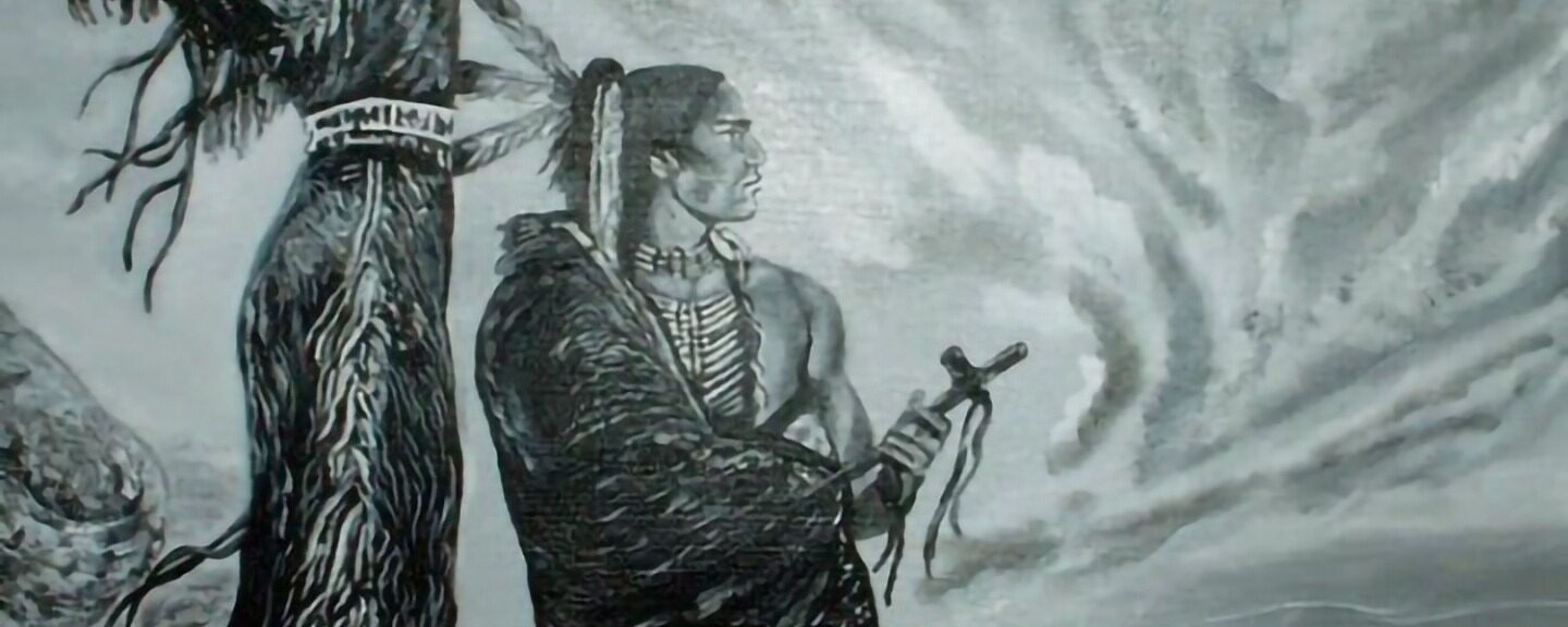 Native American (Caddo) Folklore – Buffalo Woman, A Story of Magic