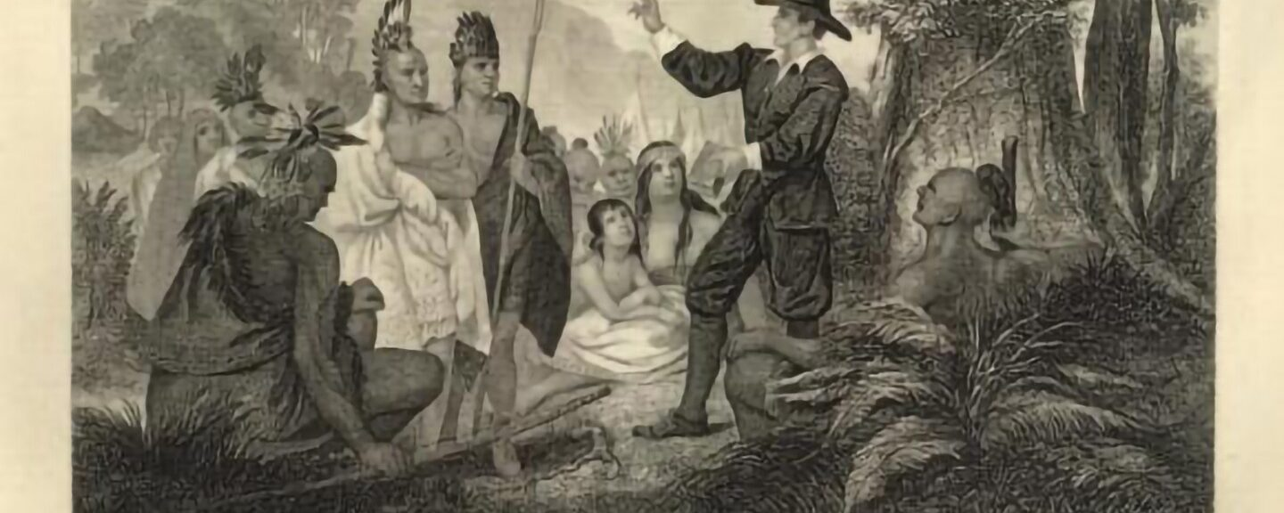 Culture Clash: The Puritans and The Native Americans