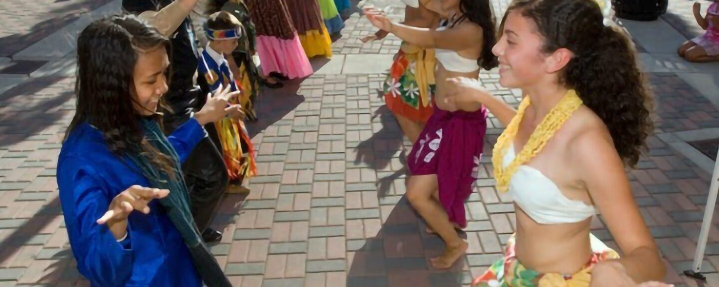 Dancers: Mexican Folklorico, Hmong, Native American Traditions