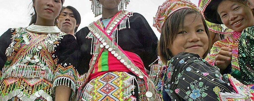 Hmong History: Hmong Originated Siberia, Pale, White Skin, Blonde Hair