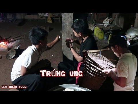 Giainhanfood | hai thanh niên hmong ăn trứng ung và cái kết (phim ngắn hmong đặc sắc)