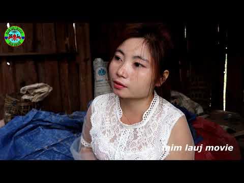Hmong vedio Poj niam tsis ceev faj thiaj mag lawv tsaj