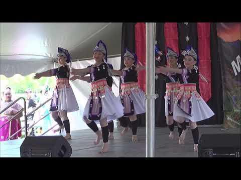 Ntxhais Kawm Txuj ( R2 ) 2nd Place Dance Competition @ Hmong Nat'l Memorial Day 5/26/2019