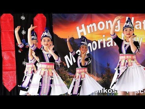 Ntxhais kawm Txuj - Won 2nd place @ Hmong Memorial Day 2019