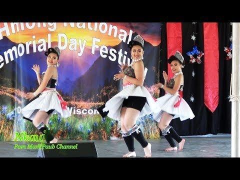 Nkauj Kab Yeeb - First place winner @ Hmong National Memorial Day Oshkosh 2019