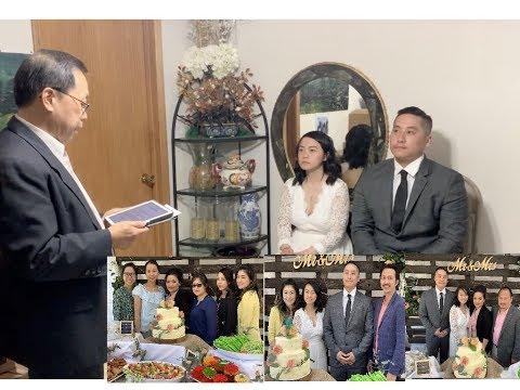 Tobe Moua@Betty Xiong Hmong MN Wedding 2019......
