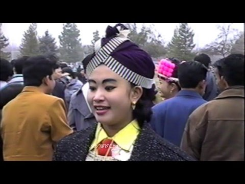 Hmong Merced New Year 1993