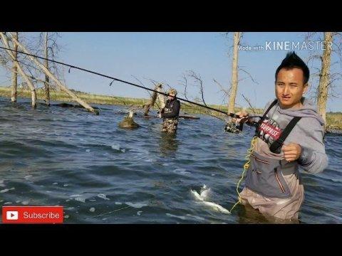 Hmong fishing SD 05/30/19 (Last Fishing Trip of the year)