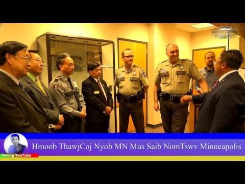 HUT:  Hmoob ThawjCoj Nyob MN Mus Saib NomTswv Minneapolis