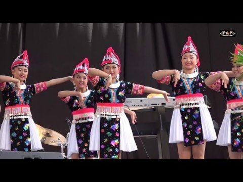 """Hmong New Generation 2019"""" Dance All Groups Together"""