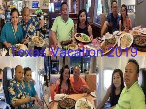 Hmong Future mus ua si....Texas vacation 2019..Part-1
