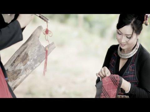 """""""Nkauj Ntos Ntaub"""" Part 2.1 Hmong Movie ~ Maiv Xyooj (Released 2014)"""
