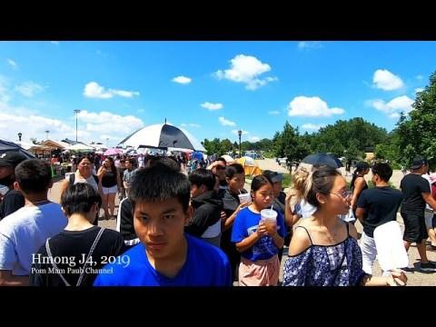 Mus Ncig Hmong Minnesota J4 2019