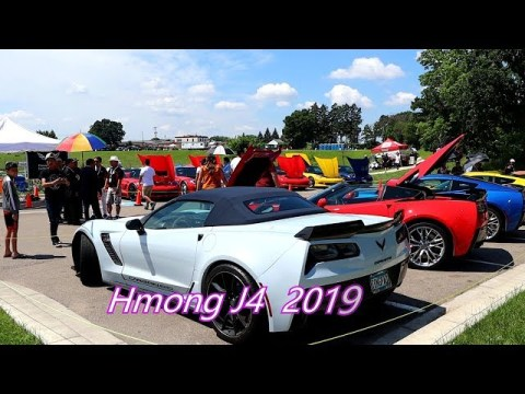 Hmong J4 2019 /  Car Show and Sports