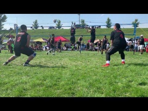 J4 2019 Hmong Men's Volleyball Tournament - Cali v Overkill (Set 2)