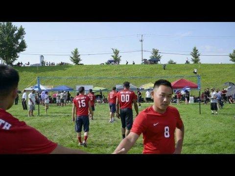 J4 2019 Hmong Volleyball - Dirty South v. Black Hyenas