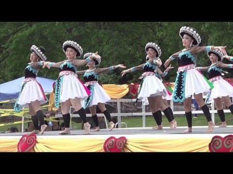 Snow Flakes Dance Competition (Rd1) @ Sheboygan Hmong Festival 7/13/2019