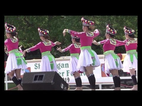 Rain's Rhythm Dance Competition ( Rd1 ) @ Sheboygan Hmong Festival 7/13/2019