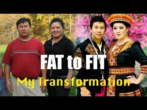 Fat to Fit I Hmong I My body Transformation story