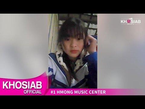 Hmong Girl Nqee Rap - Paj Huam (Zoo tiag) Re-Mix by Phong Vang