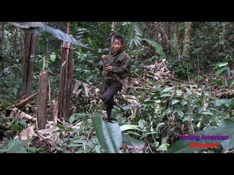 Hmong Lao Hunting @ Laos 2018 Episode 1 Pt 1