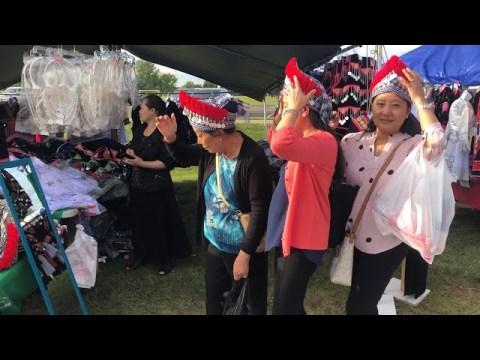 HMONG Festival / Oshkosh Labor Day Weekend