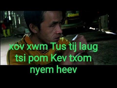 Xov xwm 2019_peb hmoob cov tsi pom Kev txom nyem heev