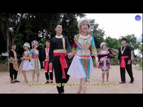 Maiv Thoj & Win Vang - NYOB ZOO NKAUJ HMOOB _ Nkauj Tawm Tshiab 2019 [Full MV]