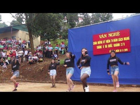 Nkauj Hmoob Po Ny Nhảy Dance 2-9-2019 Pá Lông
