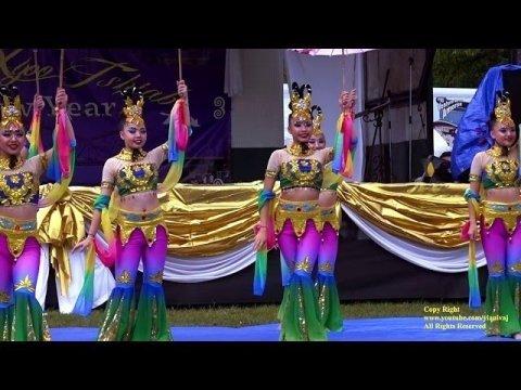 Hmong La Crosse New Year 2019-20 Nkauj Hmoob St Paul dance #2