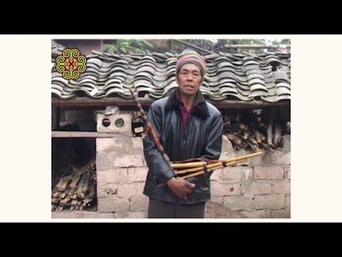 Kwv Txhiaj  Hmoob Dawb Tsim Ntuj Teb  苗族非物质文化遗产之-盘古开天地歌